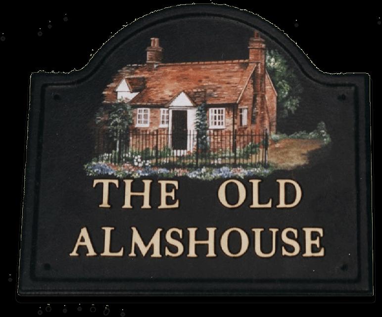 House house sign