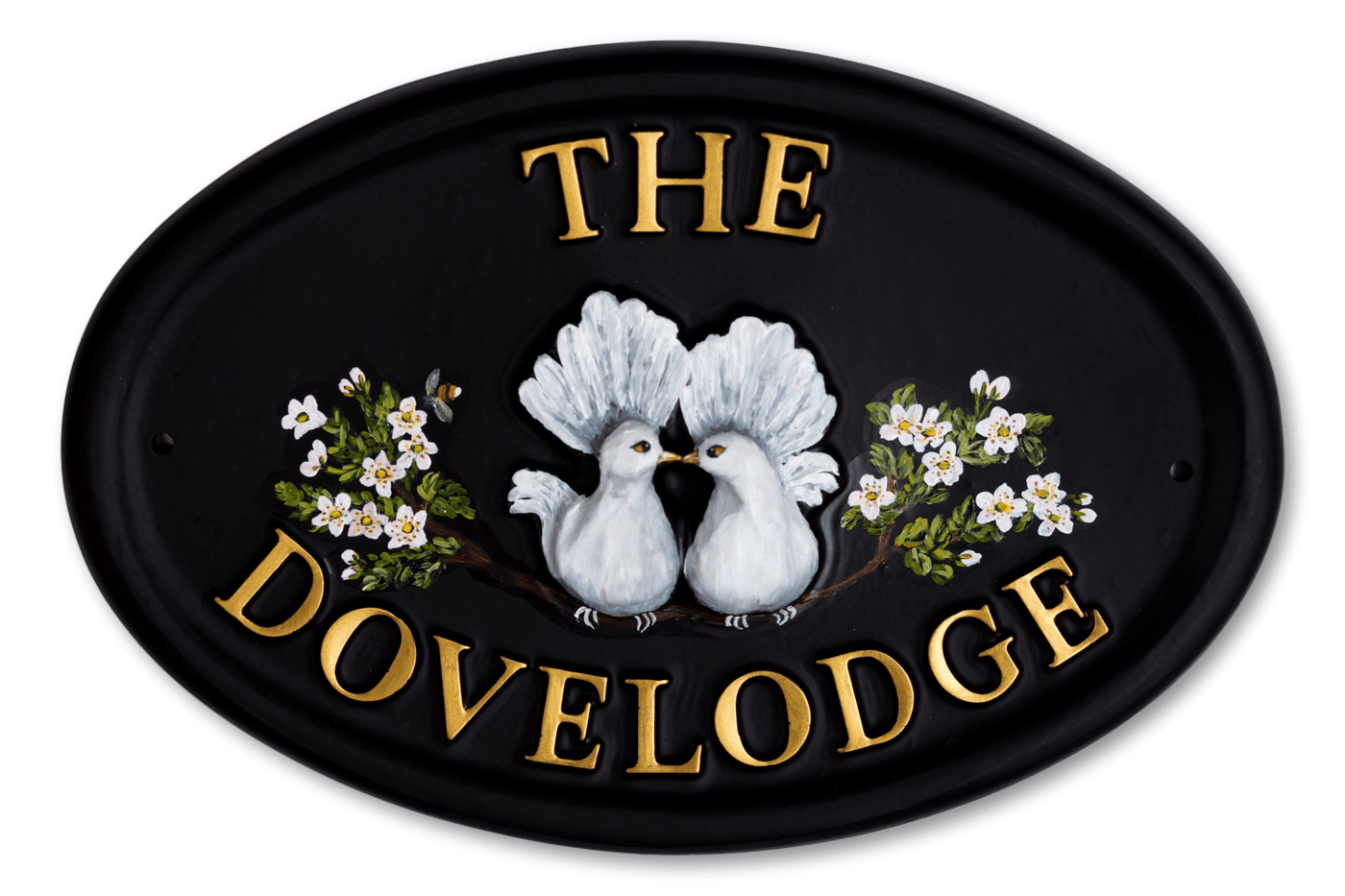 Doves house sign