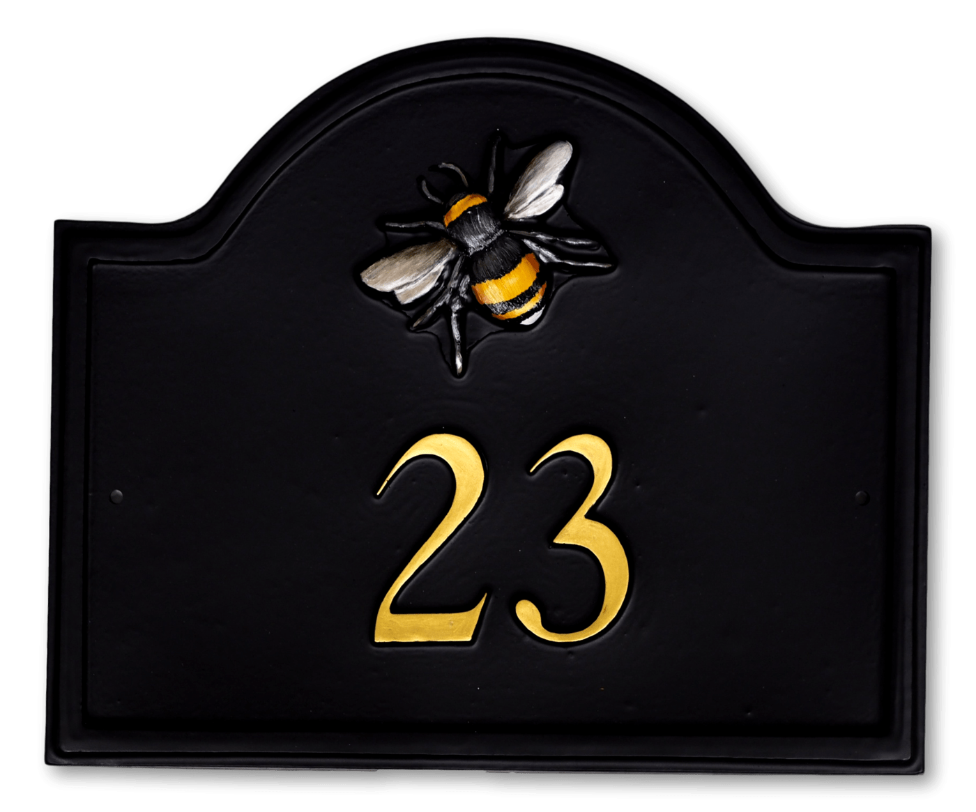 Bee house sign