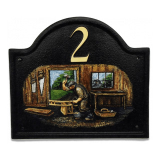 Chair Maker Miscellaneous House Sign house sign