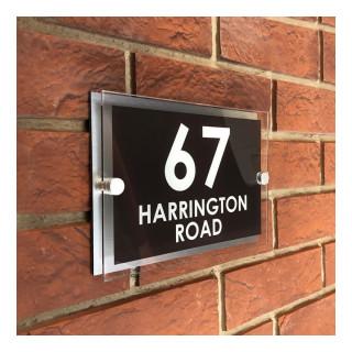 Grasmere Acrylic House Sign house sign
