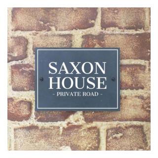 Chadlington Slate House Sign house sign