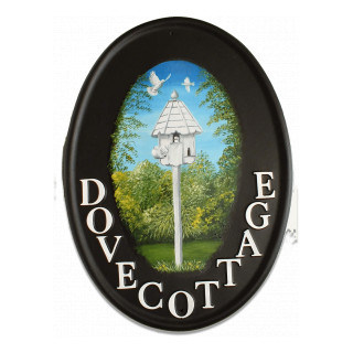 Dovecote Miscellaneous House Sign house sign