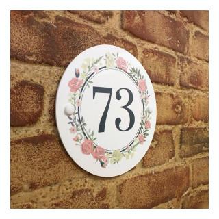 Loxdon Acrylic House Sign house sign
