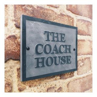 Easton Slate House Sign house sign