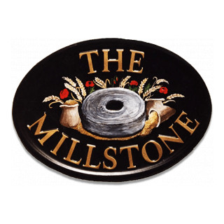 Millstone Miscellaneous House Sign house sign