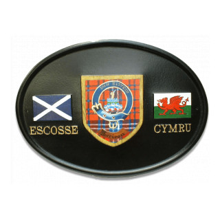 Scottish Shield Miscellaneous House Sign house sign