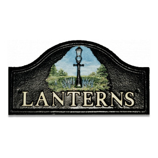 Lantern Miscellaneous House Sign house sign
