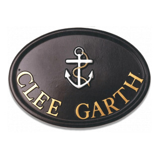 Anchor Miscellaneous House Sign house sign