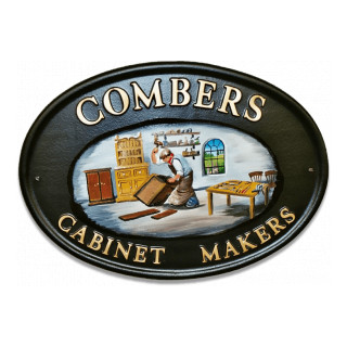 Cabinet Maker Miscellaneous House Sign house sign