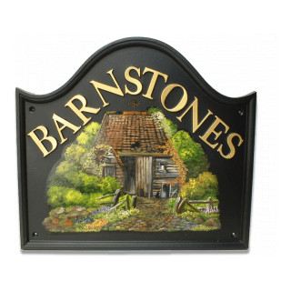 Barn Miscellaneous House Sign house sign