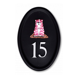Bagpuss Miscellaneous House Sign house sign