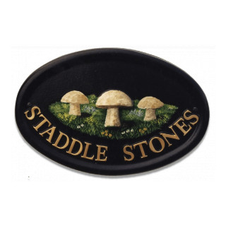 Staddlestones Miscellaneous House Sign house sign
