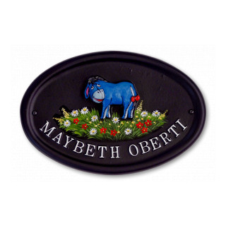 Eeyore Miscellaneous House Sign house sign